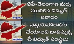 T govt to move forward on legal war with AP govt over power controversy