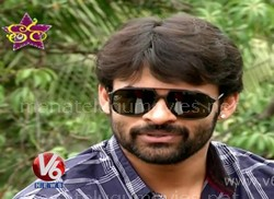 Actor 'Sai Dharam Tej' in special Chit Chat