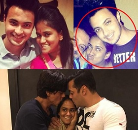 Arpita Khan – Salman's Baby Sister Pre Wedding Photos