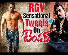 RGV Sensational Tweets on Jr NTR Temper Movie