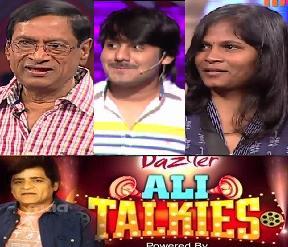 Ali Talkies Comedy Show – E15 – 17th Nov with  M S Narayana,Dilip,Shashi Kiran