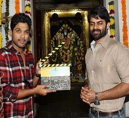 Subramanyam For Sale Movie Opening Photos