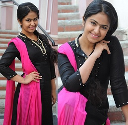 Actress Avika Gor New Photos