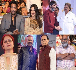 Errabassu Audio Launch Photos