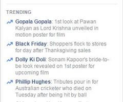 'Gopala Gopala' In Worldwide Trends