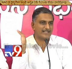 Chandrababu cannot chair National Academy of Construction – Harish Rao