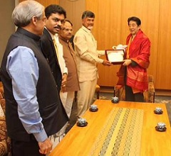 Japan PM To Help In Building AP Capital