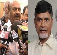 J. C. Diwakar Reddy Controversial comments on CM Chandrababu