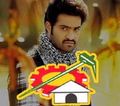 Jr NTR Always Grabs Headlines When It Comes To TDP He Had Played Active Role During 2009 Elections And Rallied For The Party Was Star Campaigner