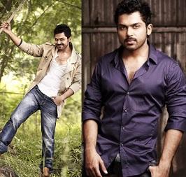 Actor Karthi Latest Photos