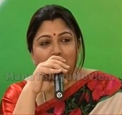 Actor Kushboo Joins Congress Party