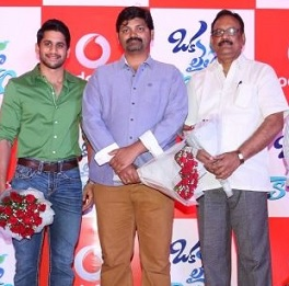 Vodafone Oka Laila Kosam Meet and Greet Event Photos