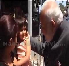 Modi's Simplicity – Surprises A Family On His Way