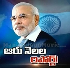 PM Modi 6 months ruling Report