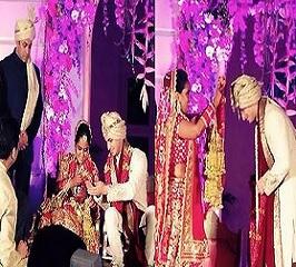 Arpita Khan Marriage Photos