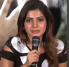 Samantha Very Emotional Special Speech @ Naa Bangaru Thalli Press Meet