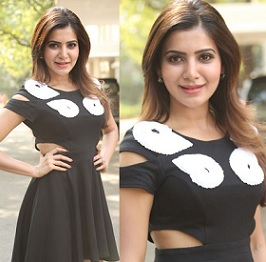 Actress Samantha Latest Gallary