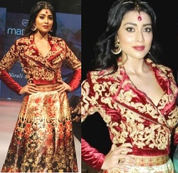 Shriya at Madame Style Week 2014 Photos