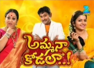 Amma Naa Kodala Daily Serial – E89 – 27th Mar
