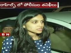 Woman booked for Drunk and Drive in Hyderabad