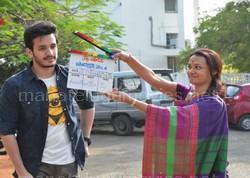 Akhil Akkineni & V.V.Vinayak's Movie Launch – Nithin, Nagarjuna Akkineni