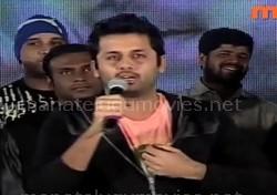 Nithiin explains about his love for Pawan Kalyan