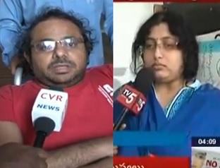 Chakri Wife Vs Brother on Chakri's Death