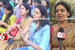 Jeevitha interview in Natural school event