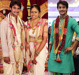 Hero Aadi -Aruna Wedding Gallery