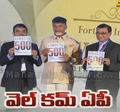 AP tops in development by 2029 : AP CM Chandrababu