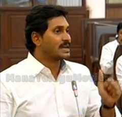 Why is Chandrababu absent for Hud Hud Discussion? – Y.S Jagan in Assembly