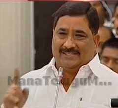 Kalava Srinivasulu Challenges YS Jagan in Assembly