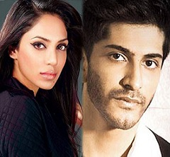 Telugu Miss India Dating Ex-Hero's Son?