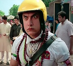 People Throwing Punch On Amir Khan