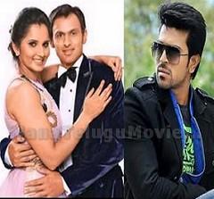 Ram Charan forces Sania Mirza s Divorce