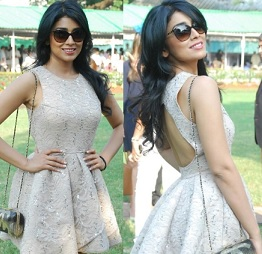 Shriya Saran at ABC Nucleus Event Photos