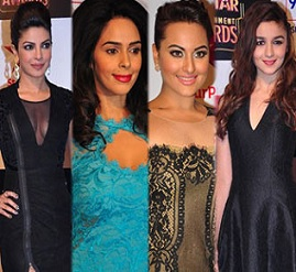 Celebs at Big Star Entertainment Awards 2014