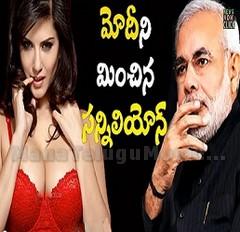 Sunny Leone beats PM Modi – India still searching for Sunny Leone