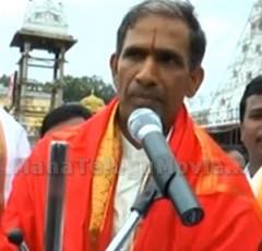 New TTD EO Sambasiva Rao promises Tirumala Clean Up