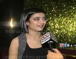 Akshara haasan Exclusive interview – Shamitabh Promotion