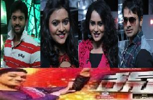 Roja's Race New Show E10 – 31st Jan with  Dhanush, Rohini, Himaja, and Hritesh