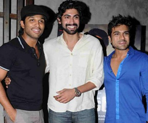 'I'm not calling Charan and Bunny after 8 pm'