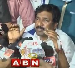 Ex Telangana Deputy CM Rajaiah discharged from Hospital
