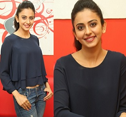 Rakul Preet Singh at Big FM Photos
