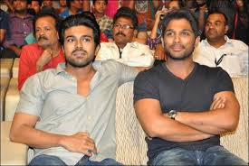 Allu Arjun Gives Advices to Ram Charan