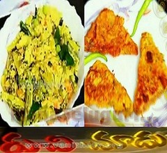 Bread Besan Toast,Avial Recipes in Ruchi Chudu – 27th Jan