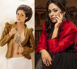 Actress Sadha New Photos
