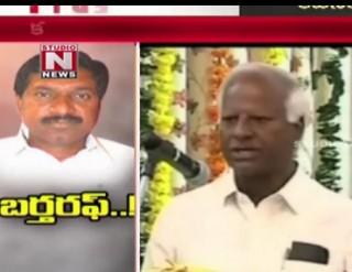 Kadiyam Srihari takes oath as Telangana Deputy CM