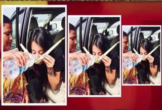 Hot Heroine Spotted Drinking Toddy (Kallu)