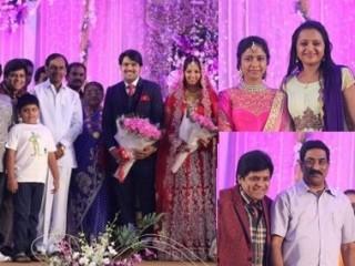 Ali Brother Khayyum Wedding Reception Photos